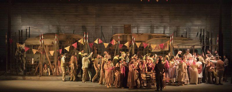 MAGGIO MUSICALE FIORENTINO: Carmen dal 25 Novembre 2018