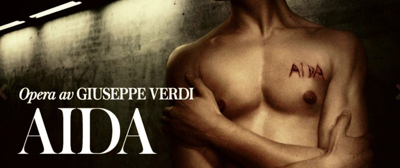 STOCCOLMA ROYAL OPERA: AIDA – 16 novembre e 13 dicembre 2018