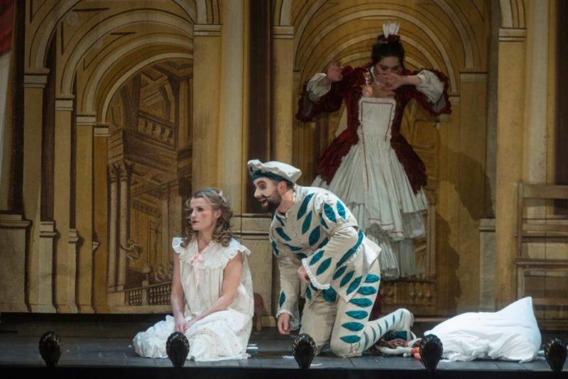 BERLINO:  il barbiere di Siviglia – Gioachino Rossini, 25 e 29 aprile 2019